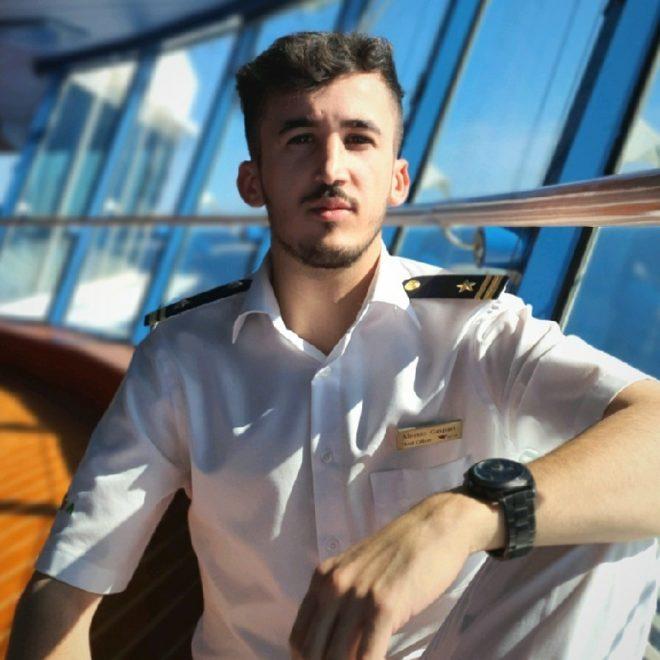 Alessio Gaspari scomparso da una nave Costa Crociere